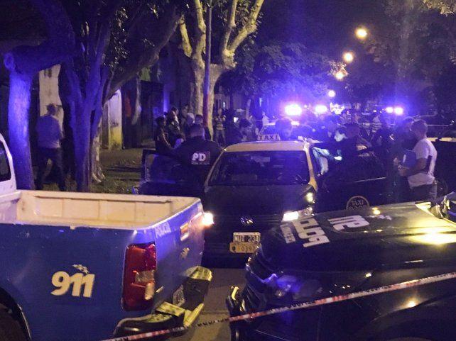 El asesinato ocurrió el domingo a la tarde en Amenábar y Callao.