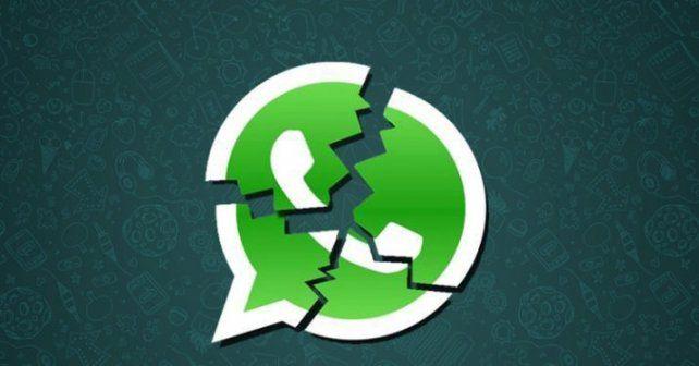 Whatsapp está fuera de servicio y se investiga el motivo del desperfecto técnico