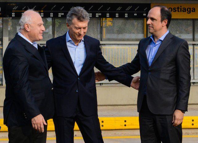 No pudo ser. Macri quería a Corral al tope de la lista de diputados.