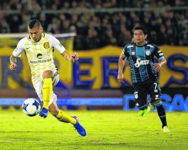 Reposo. José Luis Fernández tendrá un largo período de recuperación.