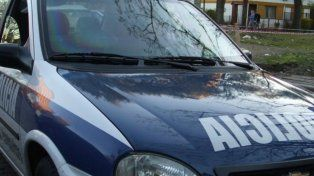El asalto a la casa del fiscal motivó la intervención de la policía.