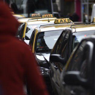 El taxista fue asaltado en Lagos y Centeno. (Foto de archivo)