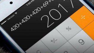 El truco oculto en la calculadora del iPhone que muy pocas personas conocen