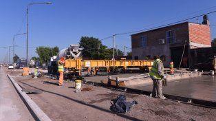 Obras. Según el municipio