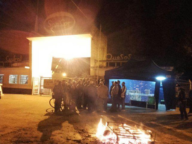 Arde la cuenca. Días de inquietud entre los trabajadores de Sancor.