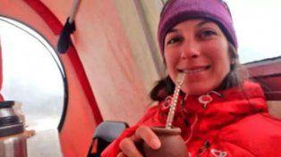 Rescataron a la montañista argentina que estaba varada en la cumbre más alta de Canadá