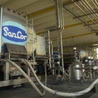 Sancor retomó las actividades tras la firma del acuerdo.