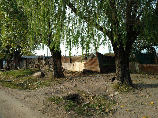 La Justicia ordenó el desalojo de terrenos usurpados en Amenabar y Valparaíso