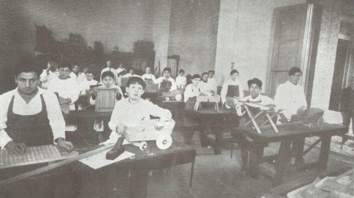 La huella de la maestra rosarina Juana Elena Blanco