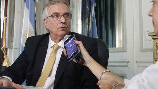 El funcionario tucumano Gustavo Vigliocco fue el encargado de confirmar los dos pacientes contagiados en dicha provincia.