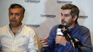Jefe de gabinete. Marcos Peña condenó el fallo de la Corte que benefició a un represor de la dictadura.