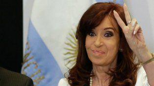 Ex presidenta. Cristina tendrá vidriera internacional con su gira.