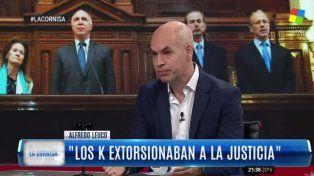 Rodríguez Larreta rechazó la ley del 2x1 porque favorece a los delincuentes