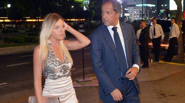 Gisela Berger reveló el escandaloso final del romance con Daniel Scioli que le fue infiel