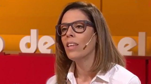 Laura Alonso dijo que en casos de corrupción la Justicia está actuando bastante pésimo