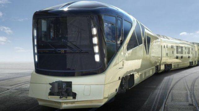 El tren más lujoso del mundo realizó su primer recorrido