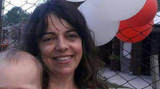 Docente. María del Carmen Solís tenía 52 años y apareció muerta el domingo 23 de abril.