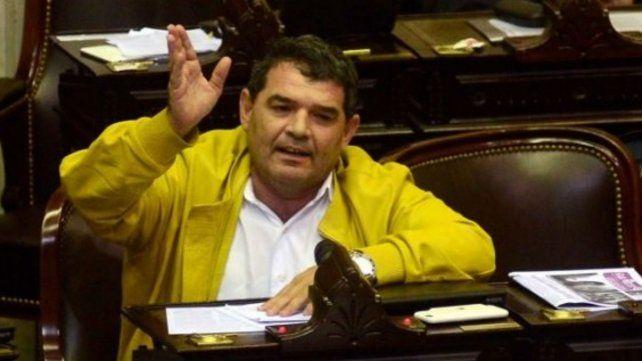 Alfredo Olmedo, el único voto a favor del 2x1, dijo que hay que cerrar la grieta