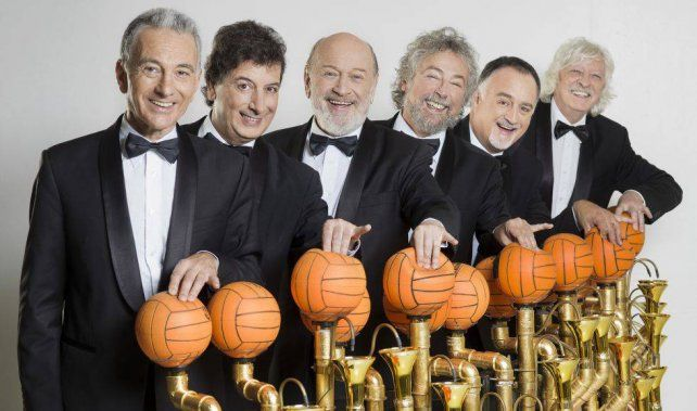 Les Luthiers fue distinguido hoy en España con el premio Princesa de Asturias