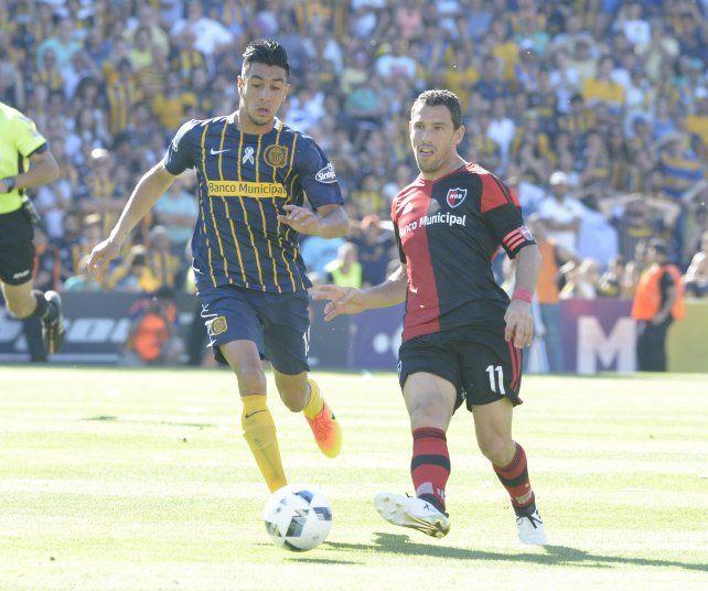 Camacho y Maxi Rodríguez