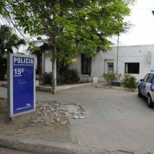 Las actuaciones fueron realizadas por la comisaría 15ª por razones de jurisdicción.