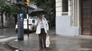 El Servicio Meteorológico anuncia lluvias para hoy y mañana.