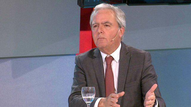 El senador Federico Pinedo.