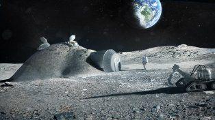 China ya hace planes para una colonia en la Luna.