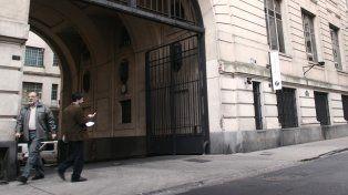 El edificio del Correo. En el tercer y cuarto piso funcionan dependencias municipales.