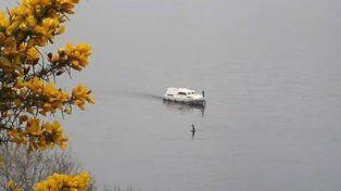 El video de un turista reaviva el regreso del Monstruo del Lago Ness