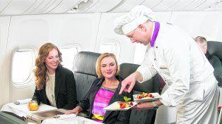 Flying Chef. El servicio de cocinero por encima de las nubes es un distintivo de la aerolínea turca