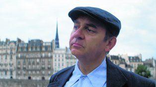 Luis Gnecco. Interpreta al célebre ganador del premio Nobel de Literatura.