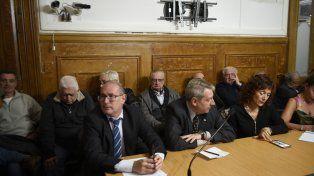 Los 10 represores fueron condenados a la pena de cadena perpetua.