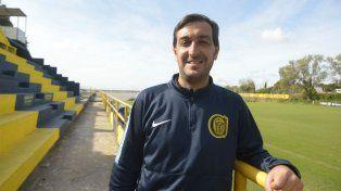 Pirulo se desempeña hoy como director técnico de la 6ª división de AFA.