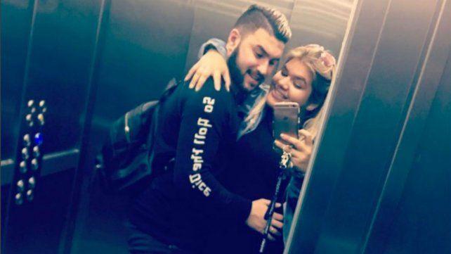Martin Casar y Morena Rial