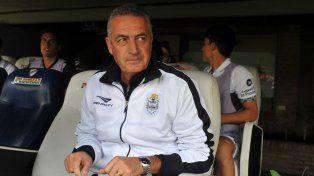 Alfaro presentó su renuncia luego de la caída de Gimnasia frente a Estudiantes.
