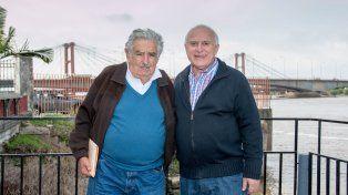 Mujica y Pepe Mujica