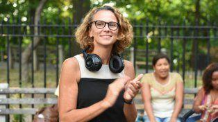Julia Solomonoff rodó con Guillermo Pfening y Elena Roger en locaciones estadounidenses.