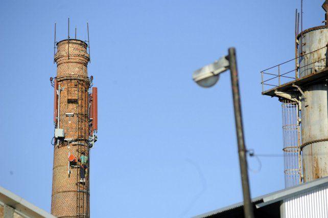 Las empresas de telefonía móvil ya plantearon que pretenden duplicar las estructuras que existen actualmente en la ciudad.