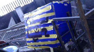 Tras una requisa, la policía incautó pirotecnia escondida en el Coloso