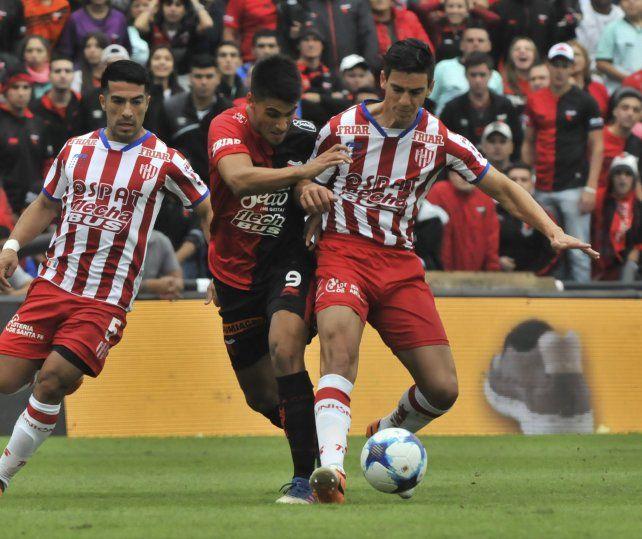 Colón extendió a diez partidos su racha invicta y fue merecedor de los tres puntos pero no pudo ganarlo.