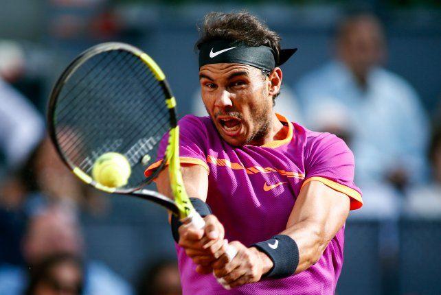 El tenista mallorquín conquistó su tercer título consecutivo de la temporada.