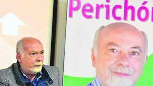 crítico. Mario Perichón