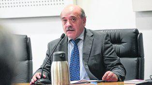 capítulo final. El camarista Daniel Acosta aceptó la semana pasada que se discuta la conducta del juez Vienna en el juicio a Los Monos.