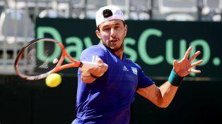 pico monaco anuncio su retiro del tenis para dedicarse por completo a su amor con pampita