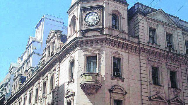 La sede del Ministerio del Interior