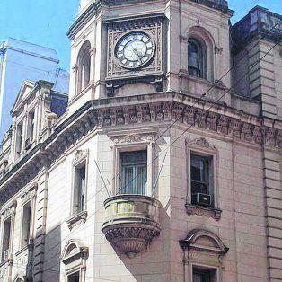 La sede del Ministerio del Interior, Obras Públicas y Vivienda, que conduce Rogelio Frigerio y desde donde de giran los ATN.