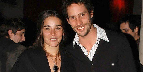 El reencuentro de Juana Viale y Gonzalo Valenzuela en un restaurante de Palermo