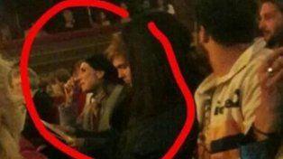 La primera foto que confirma el romance entre Cande Tinelli y Franco Masini