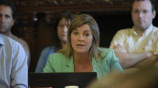 La concejal Verónica Irizar disparó contra el PRO.